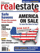 Canadian Real Estate Magazine, December 2008
