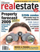 Canadian Real Estate Magazine, January 2009